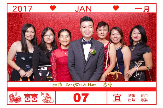 Song Wei & Hazel Wedding by Panorama Photography - 021