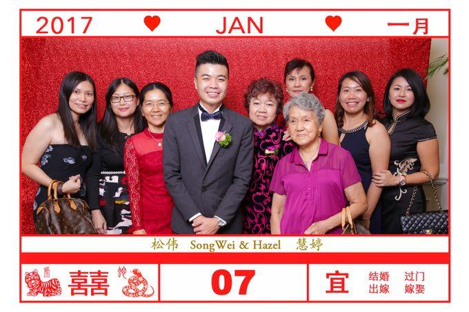 Song Wei & Hazel Wedding by Panorama Photography - 022