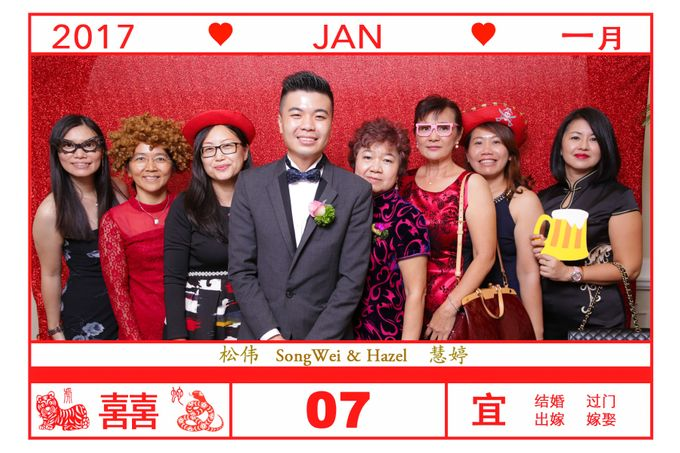 Song Wei & Hazel Wedding by Panorama Photography - 023