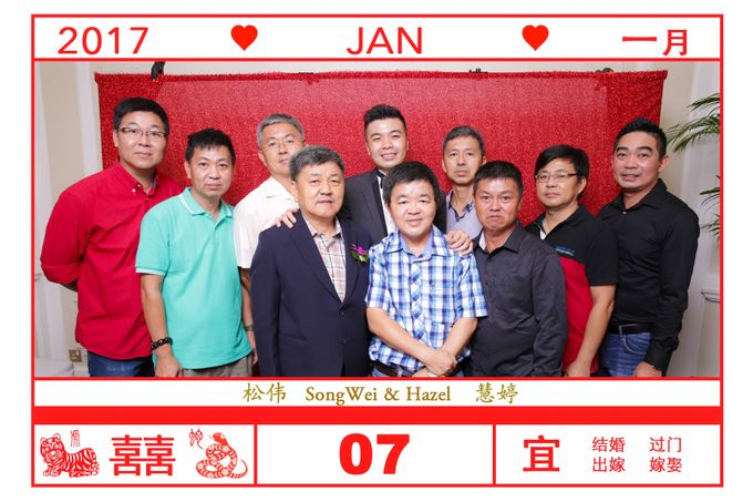 Song Wei & Hazel Wedding by Panorama Photography - 024
