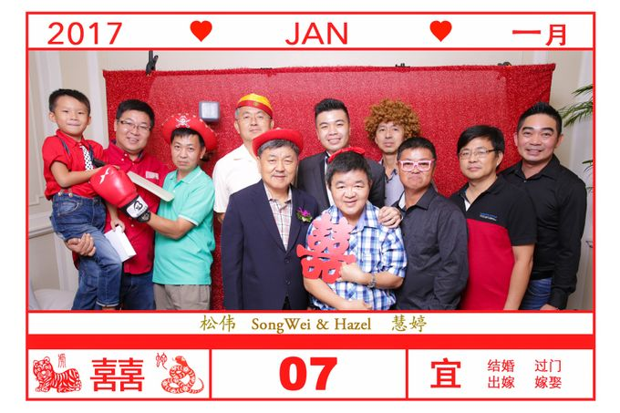 Song Wei & Hazel Wedding by Panorama Photography - 025