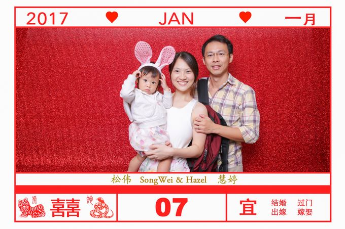 Song Wei & Hazel Wedding by Panorama Photography - 026