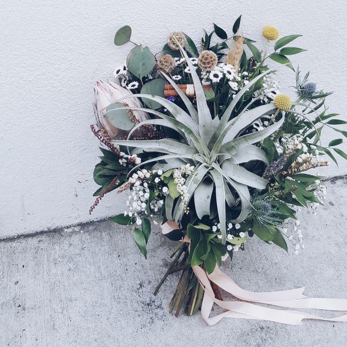 Bridal Bouquets by Ever & Blue Floral Design - 007