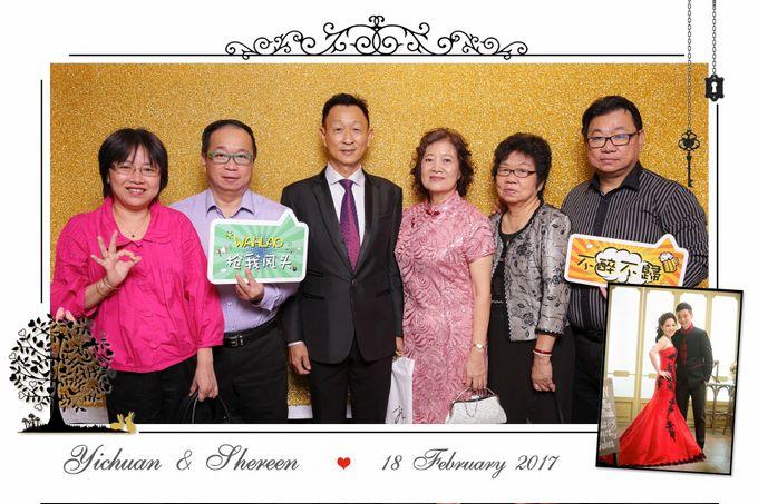 Yi Chuan & Shereen Wedding by Panorama Photography - 001