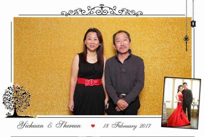 Yi Chuan & Shereen Wedding by Panorama Photography - 002