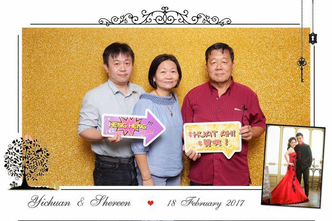Yi Chuan & Shereen Wedding by Panorama Photography - 003