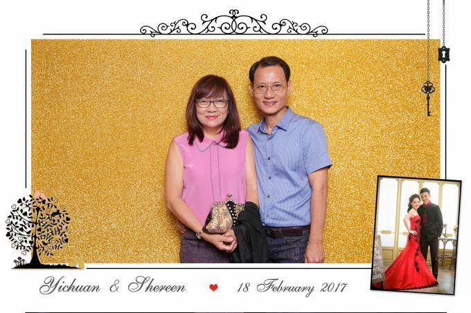 Yi Chuan & Shereen Wedding by Panorama Photography - 004