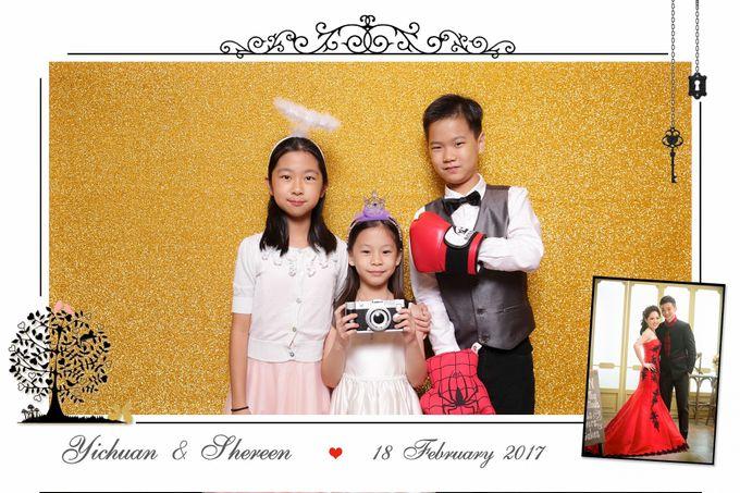 Yi Chuan & Shereen Wedding by Panorama Photography - 005