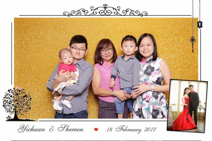 Yi Chuan & Shereen Wedding by Panorama Photography - 006
