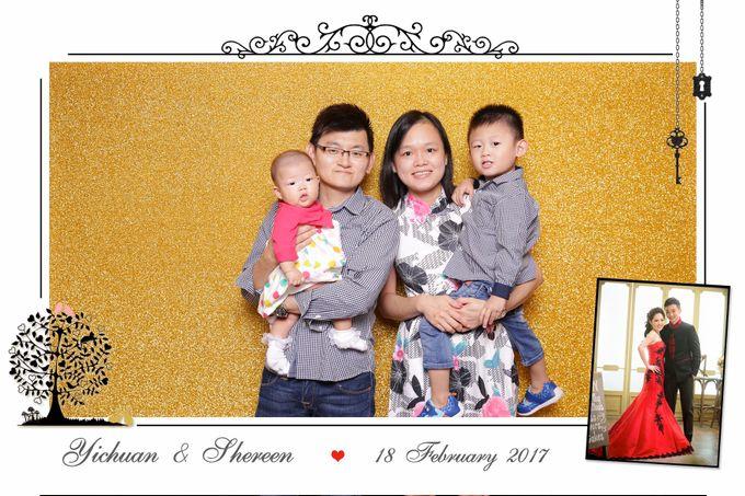 Yi Chuan & Shereen Wedding by Panorama Photography - 007