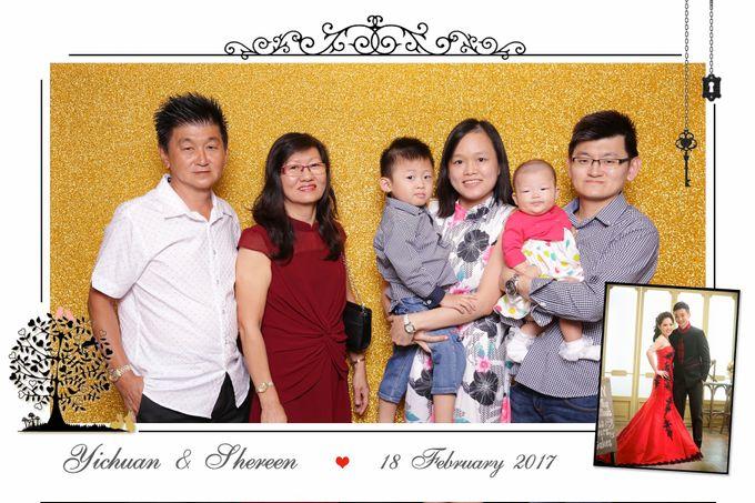 Yi Chuan & Shereen Wedding by Panorama Photography - 008