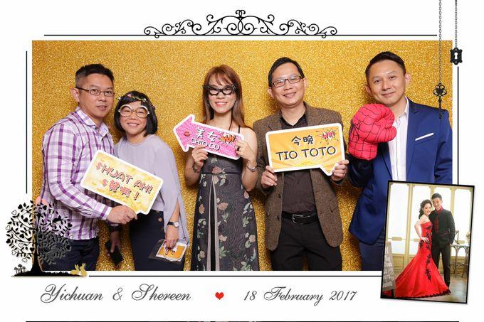 Yi Chuan & Shereen Wedding by Panorama Photography - 009