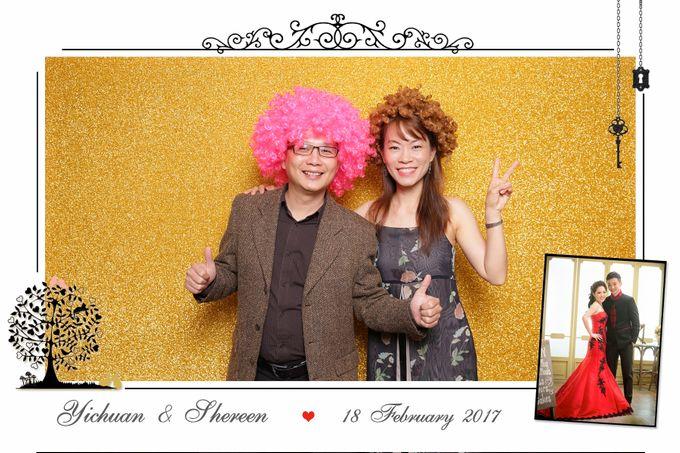 Yi Chuan & Shereen Wedding by Panorama Photography - 010