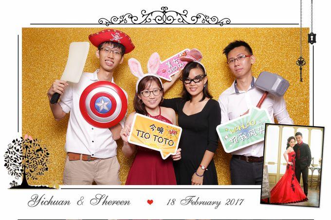 Yi Chuan & Shereen Wedding by Panorama Photography - 011
