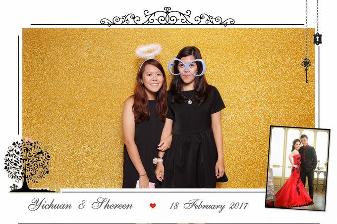 Yi Chuan & Shereen Wedding by Panorama Photography - 012