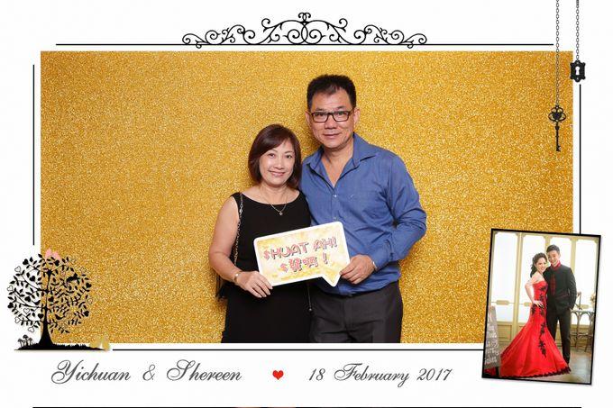 Yi Chuan & Shereen Wedding by Panorama Photography - 013