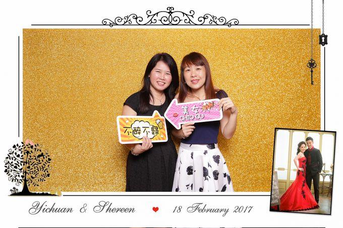 Yi Chuan & Shereen Wedding by Panorama Photography - 014