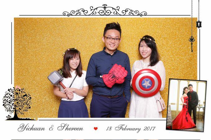 Yi Chuan & Shereen Wedding by Panorama Photography - 015