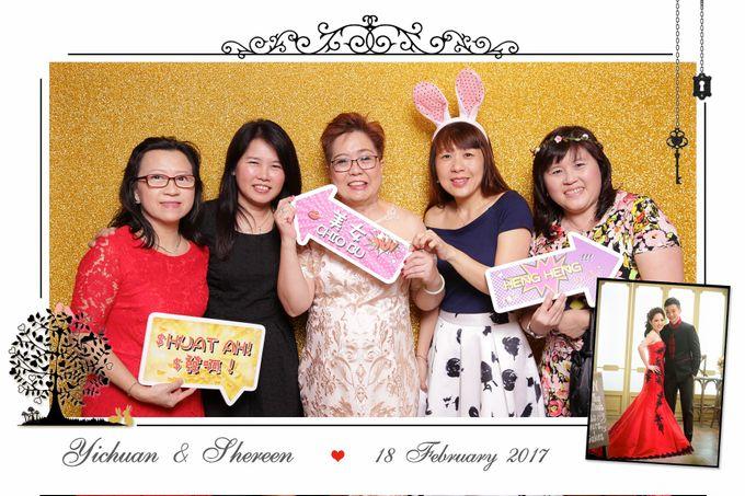 Yi Chuan & Shereen Wedding by Panorama Photography - 016