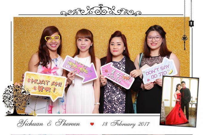 Yi Chuan & Shereen Wedding by Panorama Photography - 017