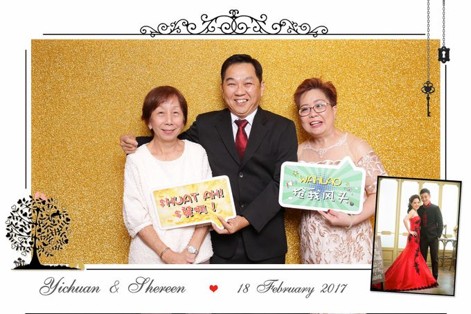 Yi Chuan & Shereen Wedding by Panorama Photography - 018