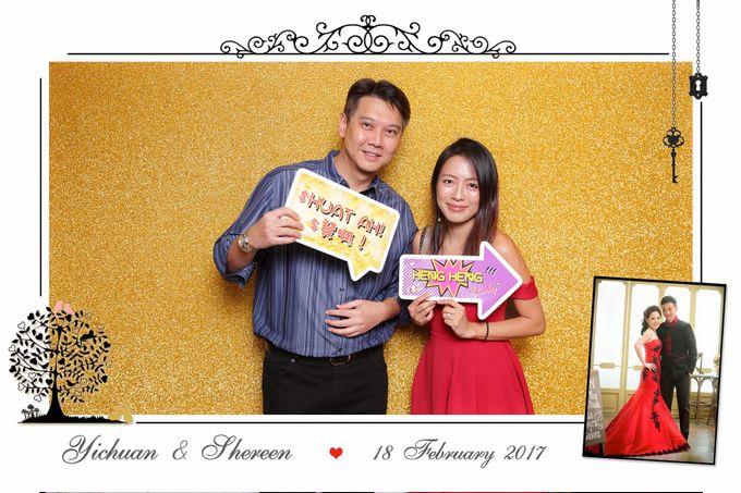 Yi Chuan & Shereen Wedding by Panorama Photography - 019