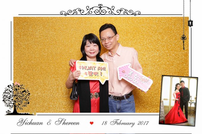 Yi Chuan & Shereen Wedding by Panorama Photography - 020