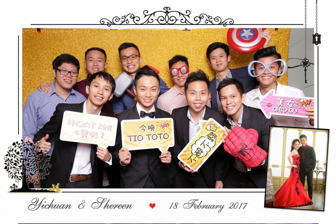 Yi Chuan & Shereen Wedding by Panorama Photography - 021