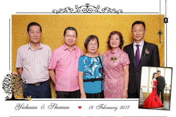 Yi Chuan & Shereen Wedding by Panorama Photography - 022