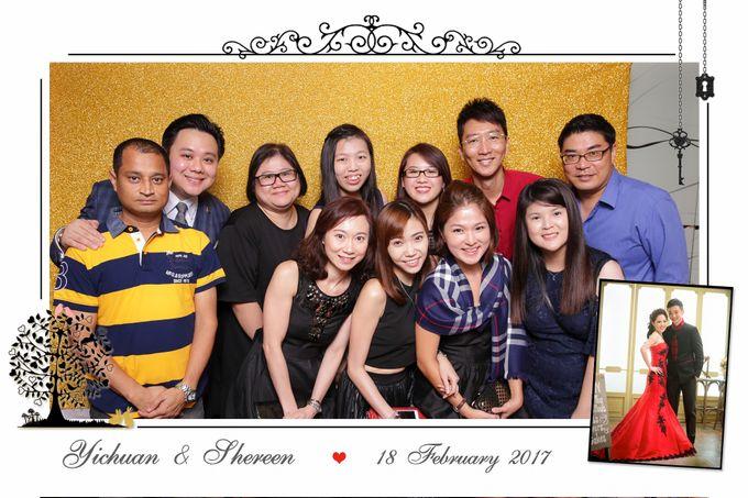 Yi Chuan & Shereen Wedding by Panorama Photography - 023