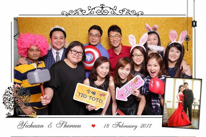 Yi Chuan & Shereen Wedding by Panorama Photography - 024