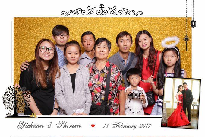 Yi Chuan & Shereen Wedding by Panorama Photography - 025