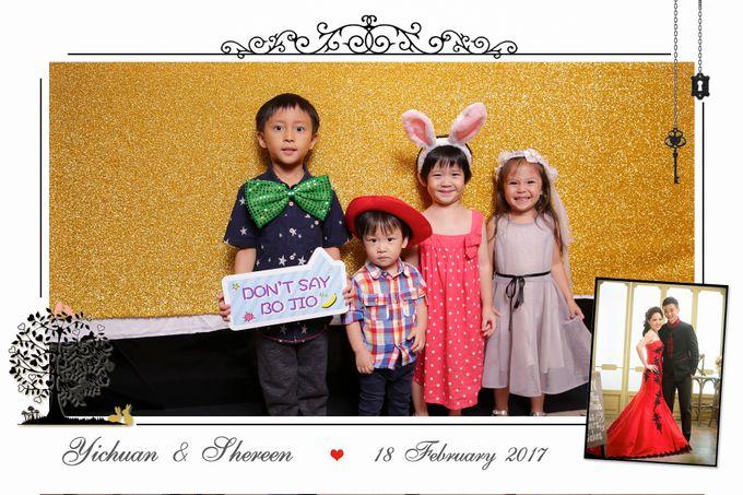 Yi Chuan & Shereen Wedding by Panorama Photography - 026