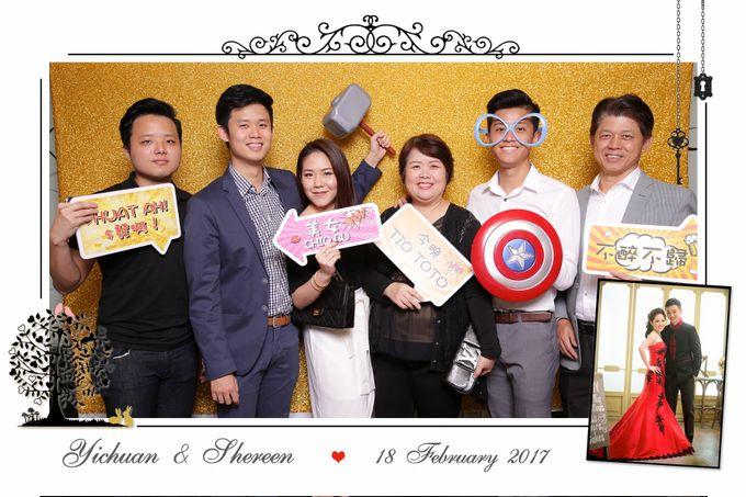 Yi Chuan & Shereen Wedding by Panorama Photography - 028