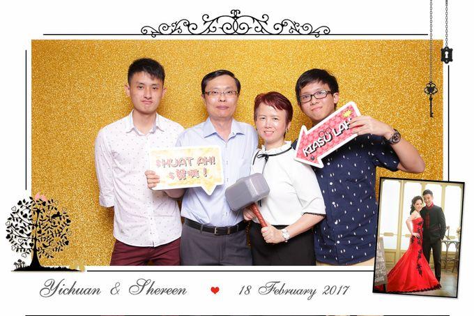 Yi Chuan & Shereen Wedding by Panorama Photography - 029