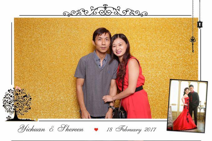 Yi Chuan & Shereen Wedding by Panorama Photography - 030