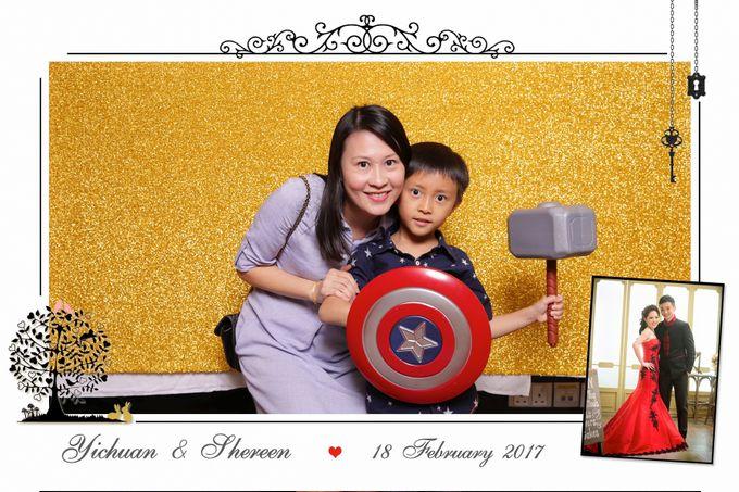Yi Chuan & Shereen Wedding by Panorama Photography - 031