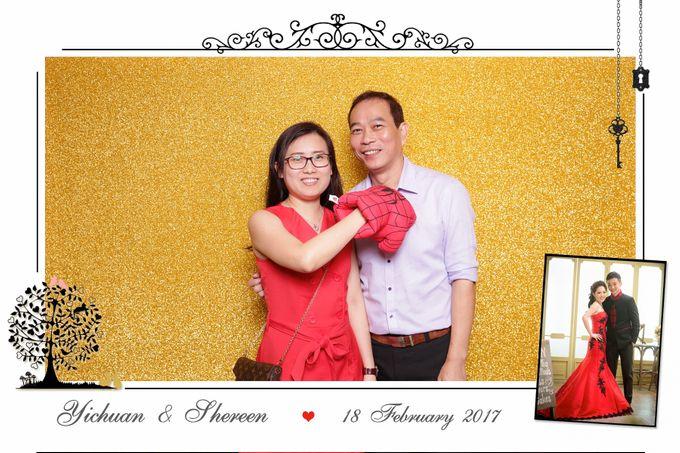 Yi Chuan & Shereen Wedding by Panorama Photography - 032