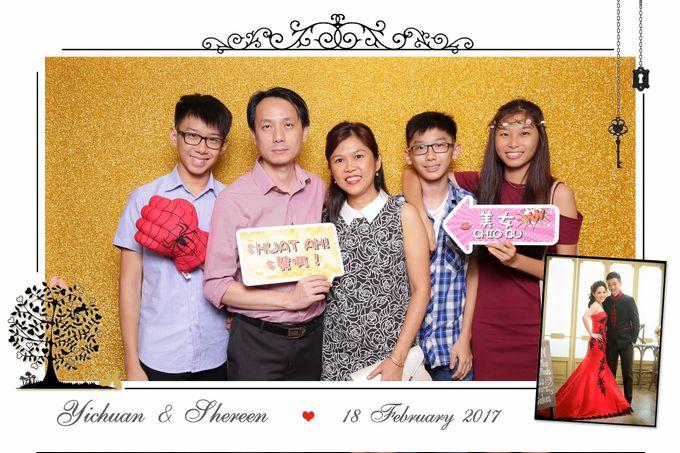 Yi Chuan & Shereen Wedding by Panorama Photography - 033