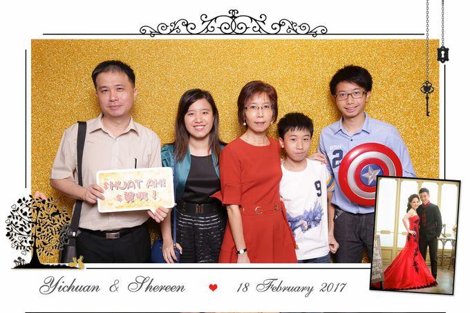 Yi Chuan & Shereen Wedding by Panorama Photography - 034
