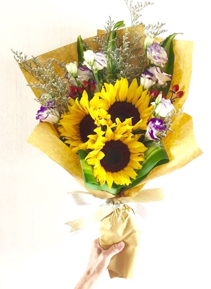 Flowers Bouquet by Te Planner - 010