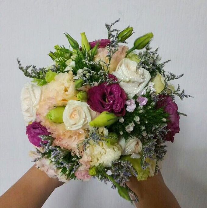 Flowers Bouquet by Te Planner - 002