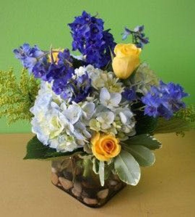 Flowers Bouquet by Te Planner - 022