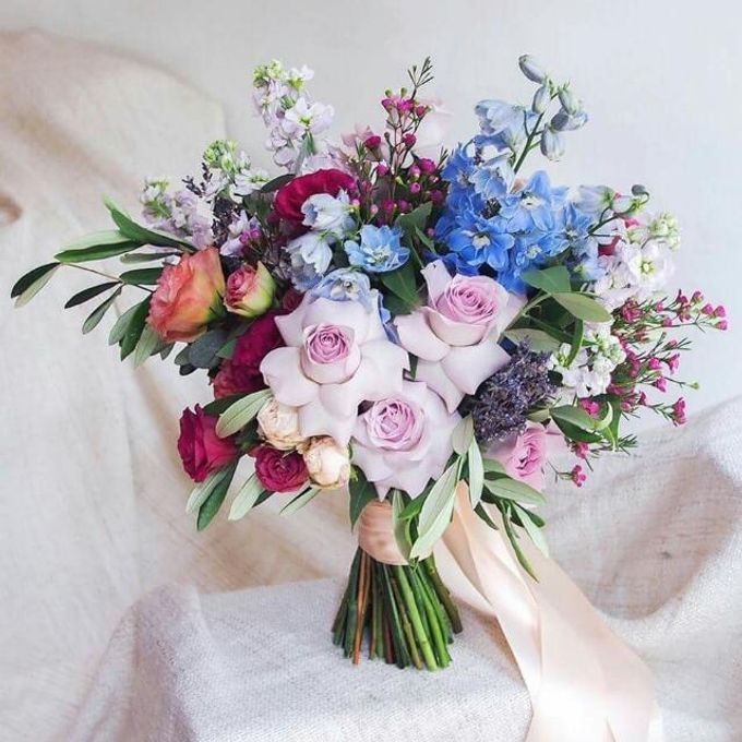 Flowers Bouquet by Te Planner - 005
