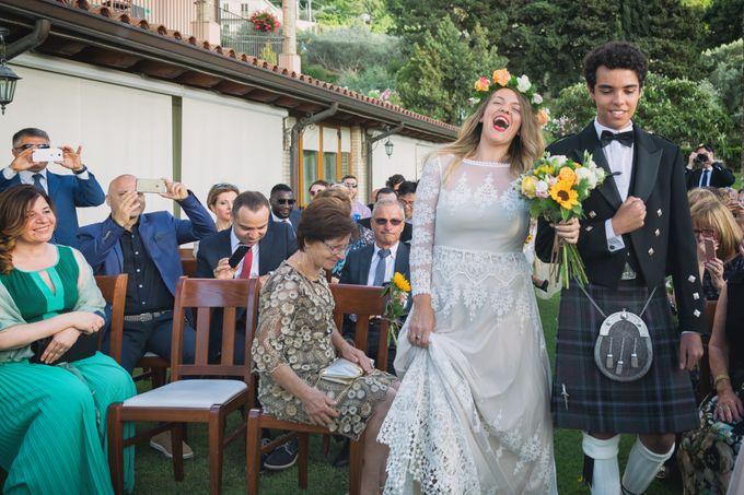 E&R Scottish Wedding by Foto Event Studio - 022