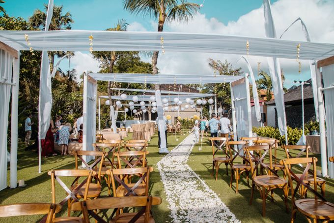 The Wedding of  Daniel & Kellie by PMG Hotels & Resorts - 039