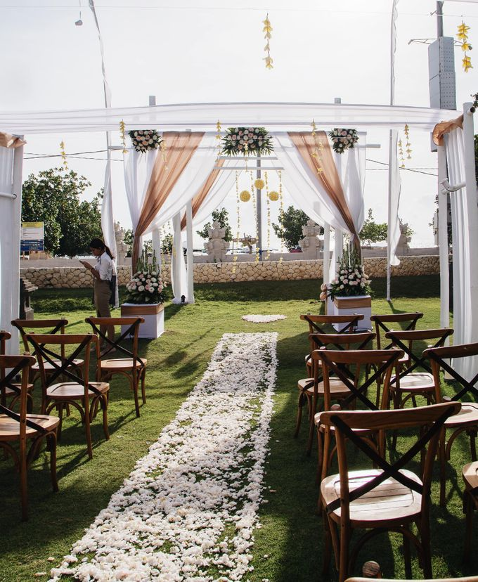 The Wedding of  Daniel & Kellie by PMG Hotels & Resorts - 038