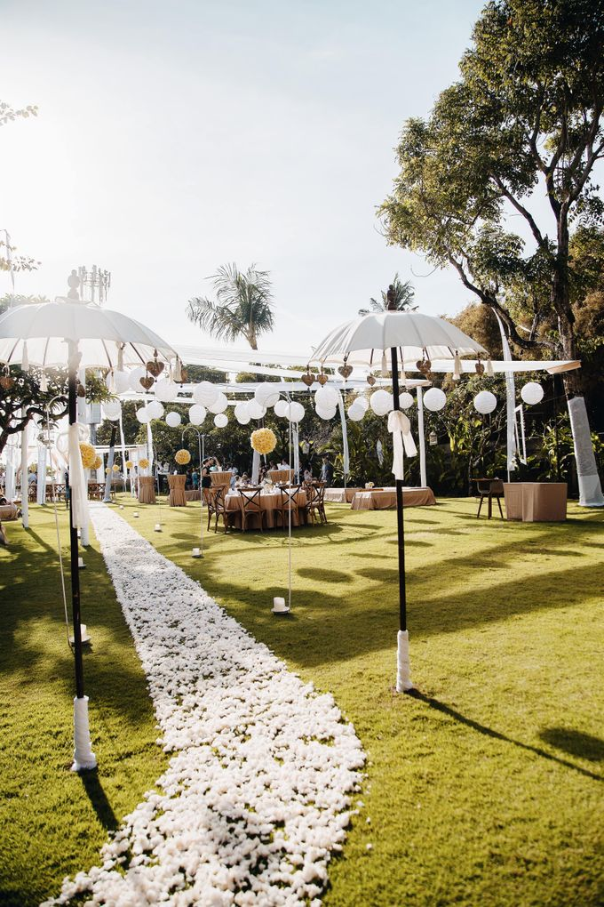 The Wedding of  Daniel & Kellie by PMG Hotels & Resorts - 040