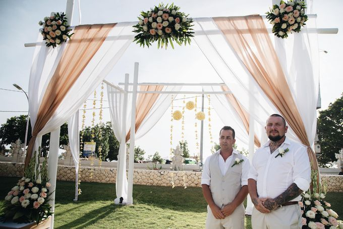 The Wedding of  Daniel & Kellie by PMG Hotels & Resorts - 012