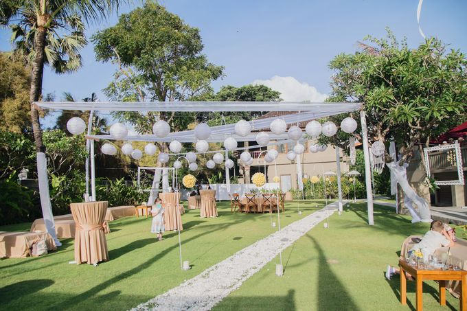 The Wedding of  Daniel & Kellie by PMG Hotels & Resorts - 041